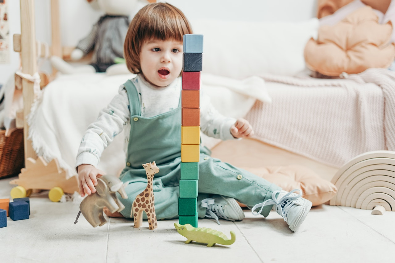 Best Kids toys & games till five years India 2020