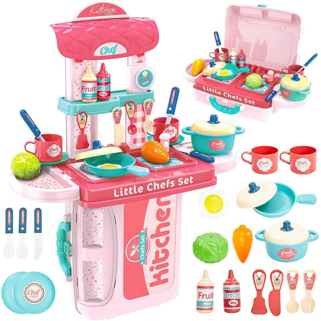 Best Portable Kitchen Set For 7 Year Old By Cable World India 2021